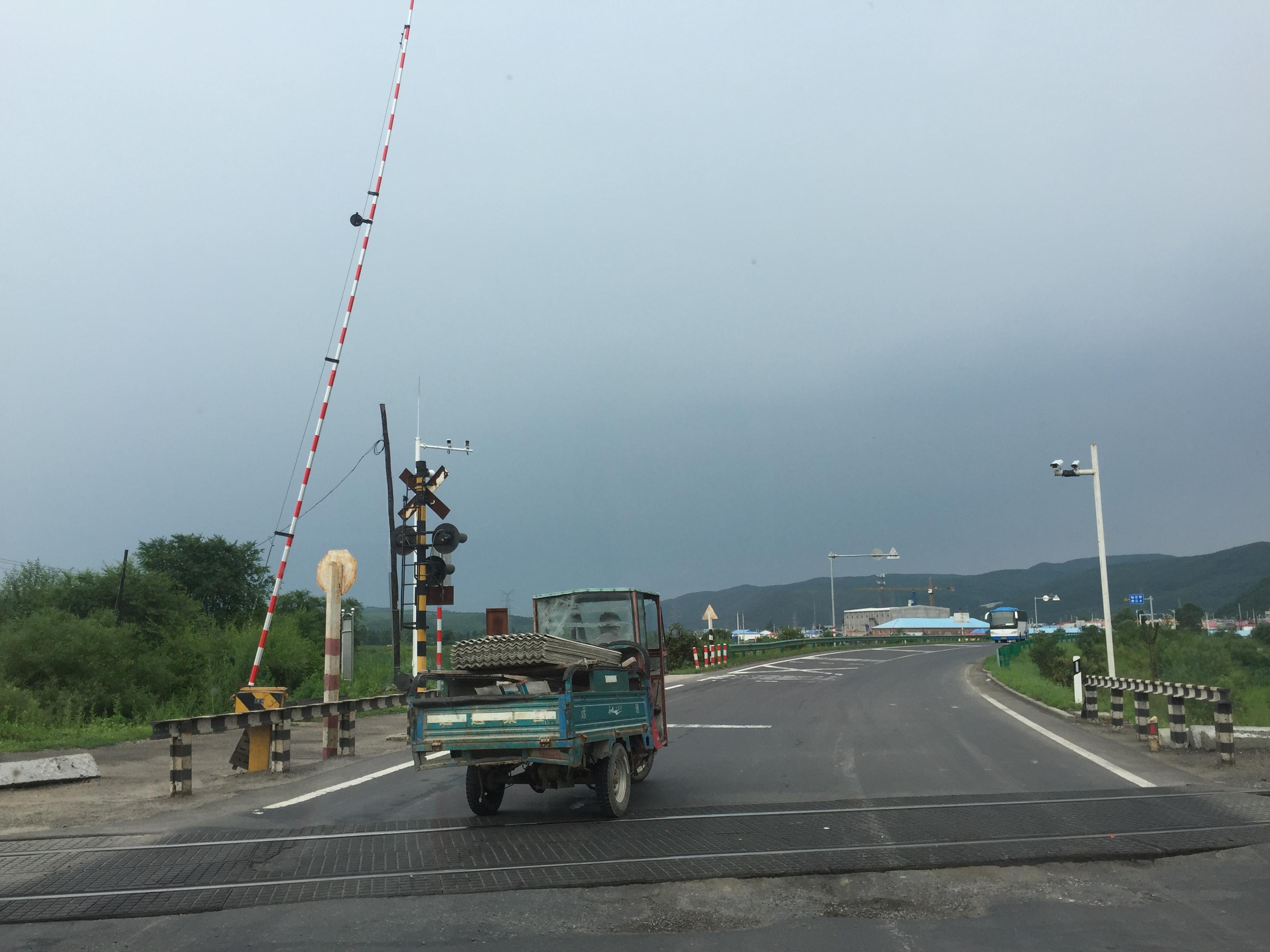 В Китае много интересных агрегатов можно встретить на дороге