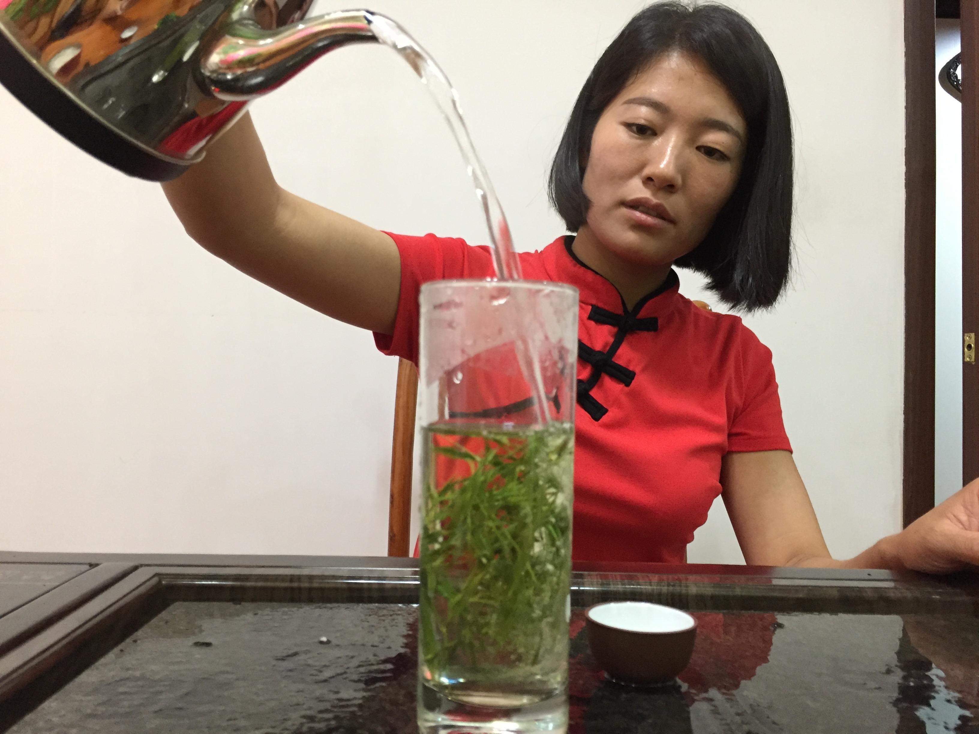 Именно так надо заваривать зеленый очищающий чай