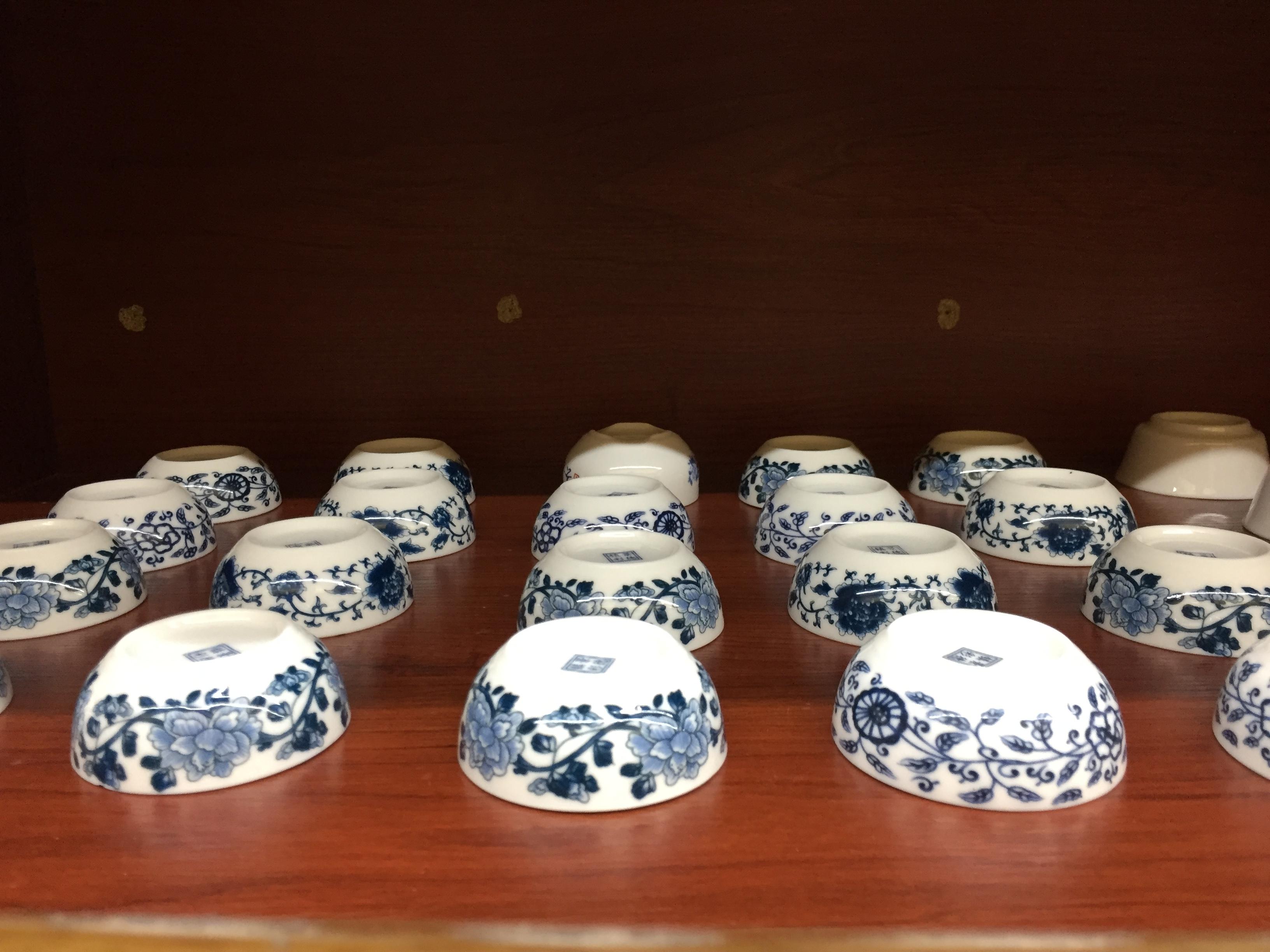 Очаровательные чайные чашечки