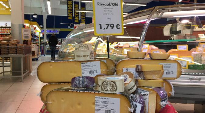 Немецкий супермаркет – свои нюансы