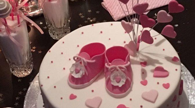 Baby shower — пузатая вечеринка