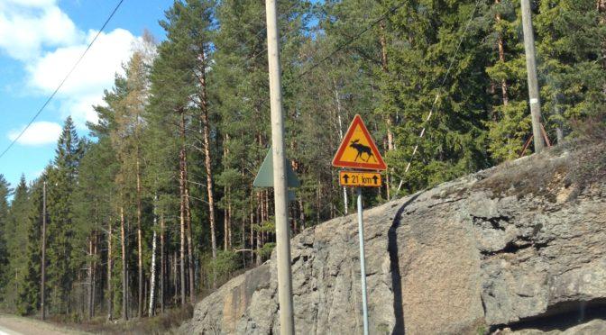 В Хельсинки на машине. Правила движения и поведения на дорогах Финляндии