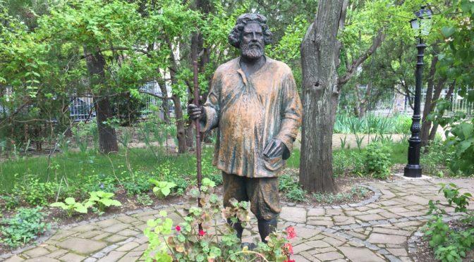 Достопримечательности Коктебеля. Дом-музей Максимилиана Волошина и его могила