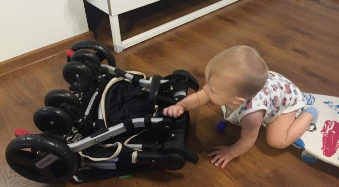 Первое путешествие с ребенком. Идеальная коляска-трансформер.